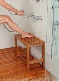 Teak Benches For Bathrooms Best 25 Teak Shower Stool Ideas On Pinterest Shower Bench Teak