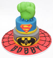 cakespiration 13 superhero cakes for the ultimate party mum u0027s