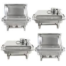 buffet chafer dish stainless steel serving dish hotel chafing