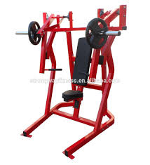 sh04 iso lateral bench press commercial fitness equipment gym