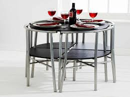 Space Saver Dining Set Table Four Chairs Space Saving Dining Table Dining Table Sets Cheap 5 Space