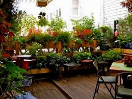 Balcony Wonderfull Small Balcony Garden Design Ideas