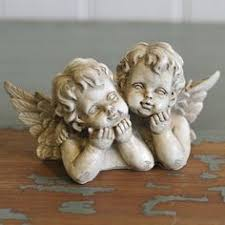 a look at this cherub garden ornament page from the