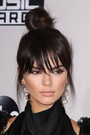 top knot hairstyles the best top knots for every occassion