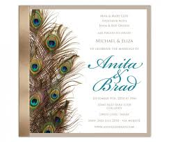 peacock wedding invitations peacock wedding invitations beneficialholdings info