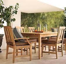 Refinishing Teak Patio Furniture Restoration Hardware U0027s Teak Outdoor Furniture For The Home Diy
