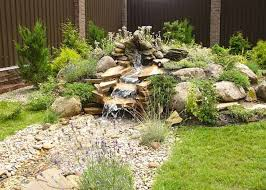 exclusive design rock garden designs rocks with waterfall