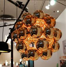 Copper Chandeliers An Copper Chandelier Multi Pendant From Innermost Uk
