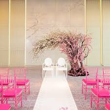 wedding arches toronto one word wow pictured four seasons hotel toronto