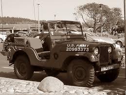 vintage military jeep wwii korean war era army jeep by partywave on deviantart