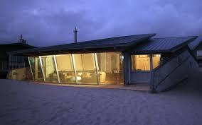 panet raymond beach house robert harvey oshatz organic architect