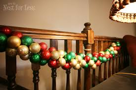 Pics Of Christmas Ornaments - pinterest project christmas ornament garland how to nest for less