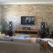 steinwand wohnzimmer streichen gemütliche innenarchitektur gemütliches zuhause wohnzimmer