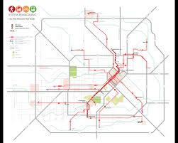 Houston Metro Map by Houston Metro Transit System Reimagining U2014 Jarrett Walker Associates