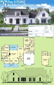farmhouse plan house plans with porches home design ideas