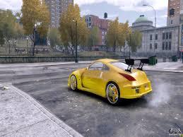 nissan 350z drift car nissan 350z fast and furious tokyo drift for gta 4