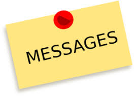 upcoming events student messages horizon elementary
