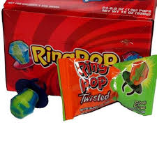 twisted ring pops suckers groovycandies store