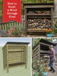 build a wood storage shed pretty handy welcome i u0027m