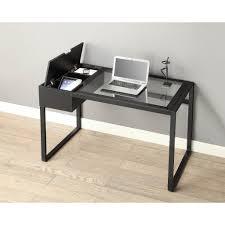 designer glass corner computer desk desk design very elegant furniture cool whalen desk with a simple profile and generous intended for corner glass computer desk