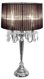 Chandelier Table Lamp Beaumont 4 Light Floor Lamp