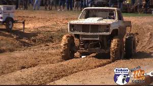 mega truck chassis video hydroplaning mega truck dominates autocross style mud track