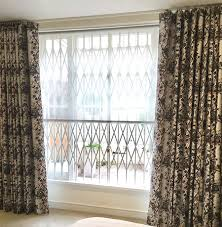 custom made wave curtains in london