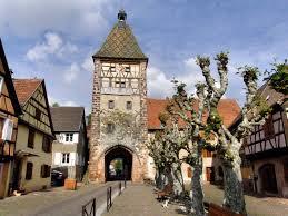 la porte haute bergheim alsace l u0027alsace france pinterest