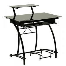 bureau verre conforama table ordinateur verre conforama meuble ordinateur lepolyglotte pour