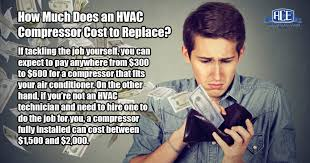 Air Conditioning Meme - how much does an hvac compressor cost to replace ace home services