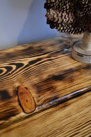 burn on wood how to diy burned wood finish made diy crafts for