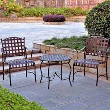 3 piece front porch sets wayfair