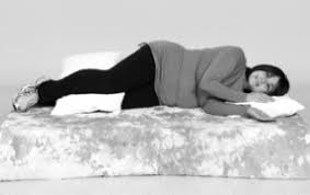 How To Sleep Comfortably On The Floor Posture During Pregnancy Lifting Driving U0026 More Cleveland Clinic
