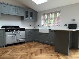 Unfitted Kitchen Furniture The Wonderful Plummet Handmade Bespoke Kitchens English