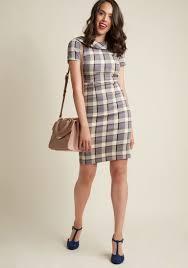 sheath dress collared sheath dress modcloth