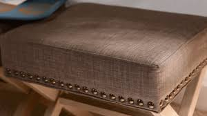 Nailheads For Upholstery Diy Upholstery Updates Better Homes And Gardens Bhg Com