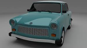 trabant trabant 601