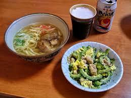 cuisine diet okinawan cuisine