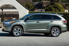 2015 toyota highlander xle review used 2015 toyota highlander hybrid for sale pricing features