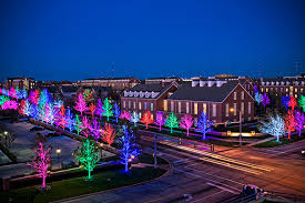 automobile alley christmas lights nothing but the best clark oklahoma city a better life