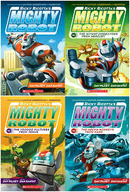 ricky ricotta ricky ricotta mighty robot series kids review dan santat robot