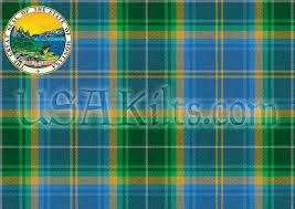 Montana State Flag Montana State Seal 13 16 Oz Wool Usa Kilts