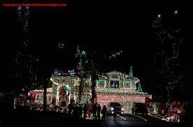 Christmas Lights Ditto Christmas Lights Holiday Display At 108 Dana Highlands Danville