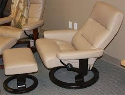 Ergonomic Recliner Chair Stressless Pacific Recliner Chair Ergonomic Lounger And Ottoman By