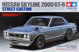 Nissan Gtr Custom - tamiya 24335 nissan skyline 2000 gt r street custom 1 24 scale kit