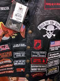biker vest this sassy biker vest cringepics