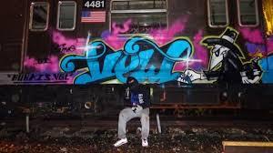 Nyc Spray Paint Art A Rare Look At The Graffiti Covered History Of Nyc U0027s Subway