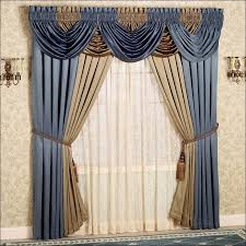 Blue Swag Valance Kitchen Valances And Curtains Full Size Of Valances Box Pleat