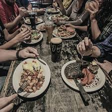 thanksgiving day dinner at the holy grail pub plano magazine