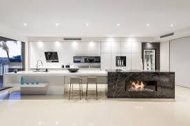 backsplash designs for small kitchen small kitchen granite countertops modern white square sink grey